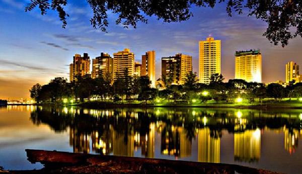 Cidade de Londrina - PR